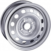 ВАЗ/MEFRO 5x13/4x98 ET29 D58.6 Silver ВАЗ-06